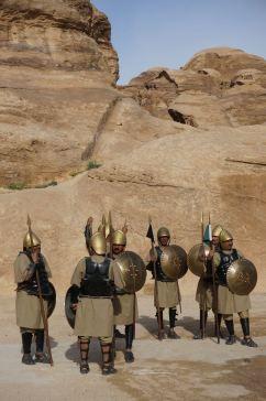23 Roman Guards