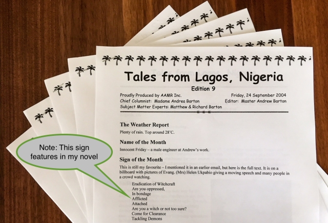Tales From Lagos