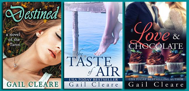Gail Cleare Books
