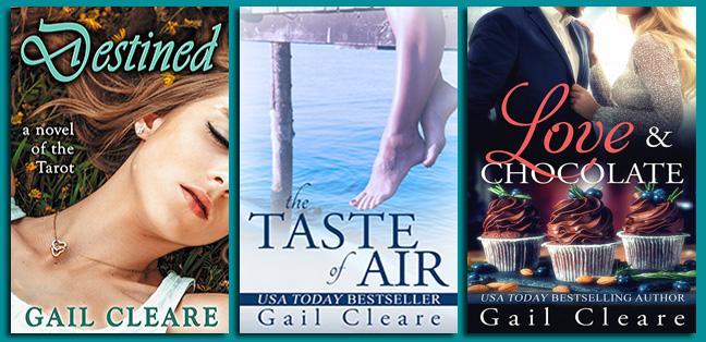 Gail Cleare Books