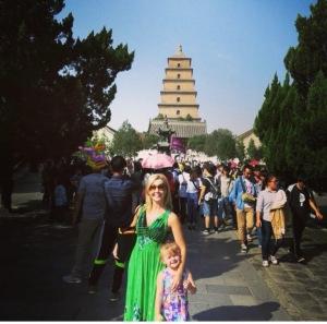 Da Yan Ta (Big Wild Goose) Pagoda