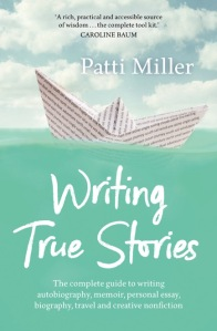 Book cover Writing True Stories