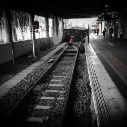 Short Fiction: The End of the Line