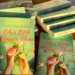 Lisa Darcy on Writing, Flowers and Inspiration