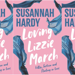 Susannah Hardy on the Funny Side of Writing