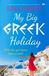 My Big Greek Holiday Cover